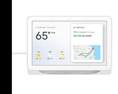 Google Nest Hub - Smart Home - Freedom Satellite Systems - Cleveland, OH - DISH Authorized Retailer