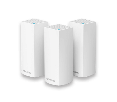 DISH Smart Home Services - Linksys Velop Mesh Router - Cleveland, OH - Freedom Satellite Systems - DISH Authorized Retailer