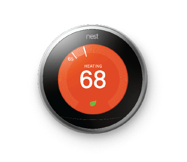 DISH Smart Home Services - Nest Learning Thermostat - Cleveland, OH - Freedom Satellite Systems - DISH Authorized Retailer